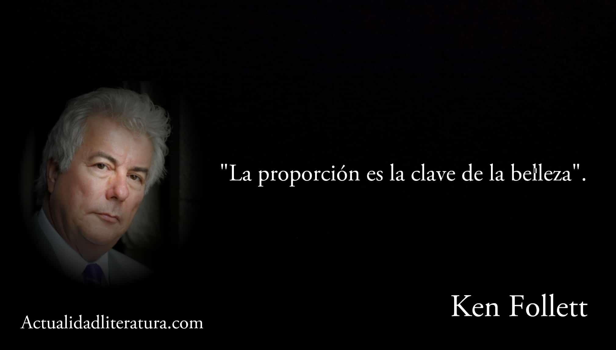 Frases de Ken Follett.