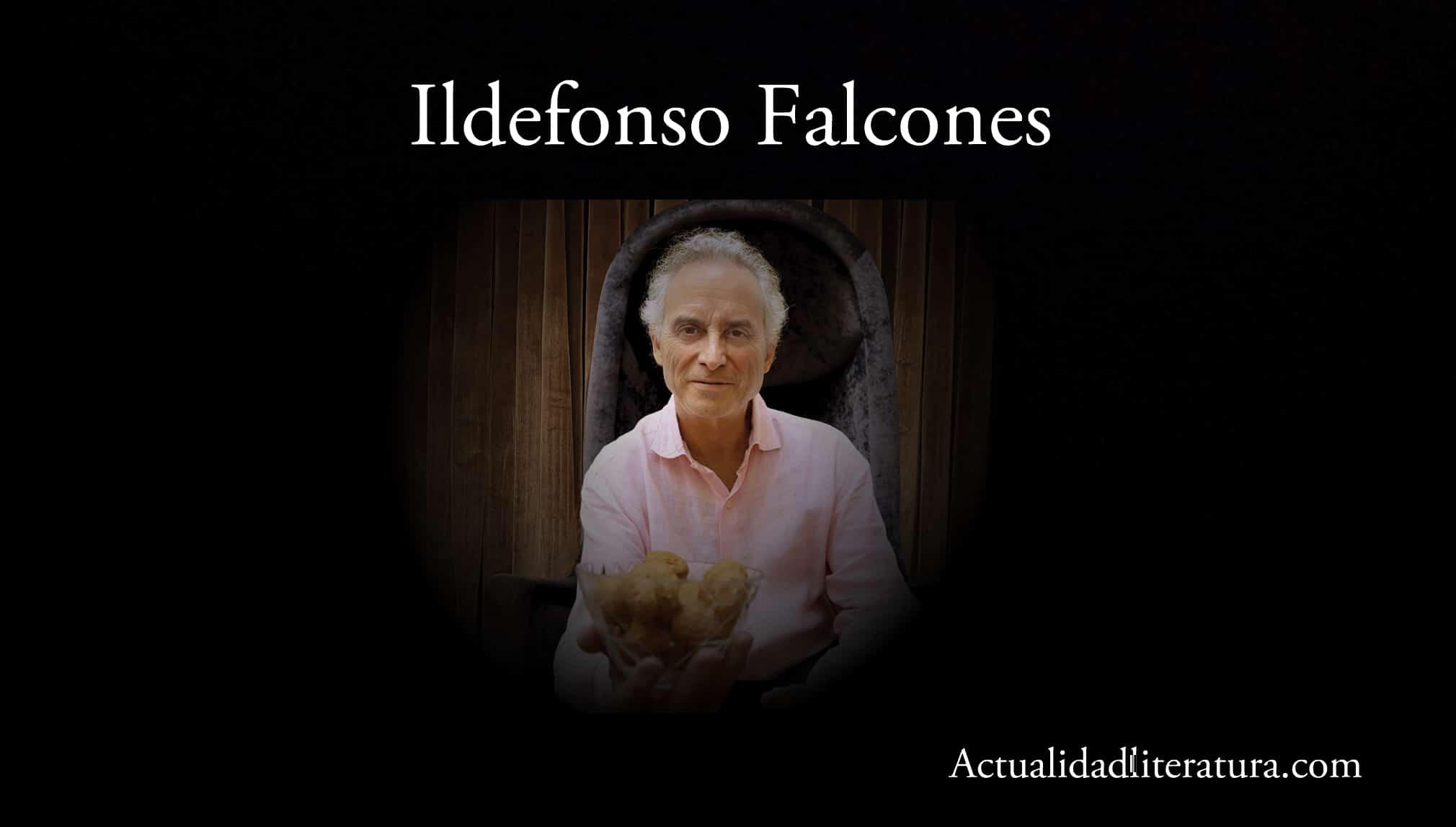 Ildefonso Falcones.