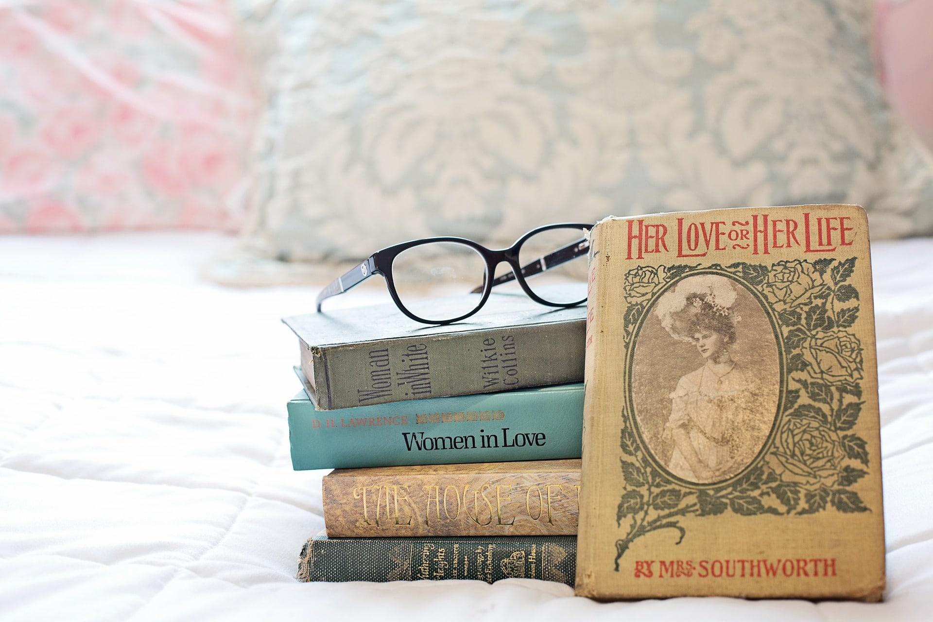 Subgéneros de la novela romántica