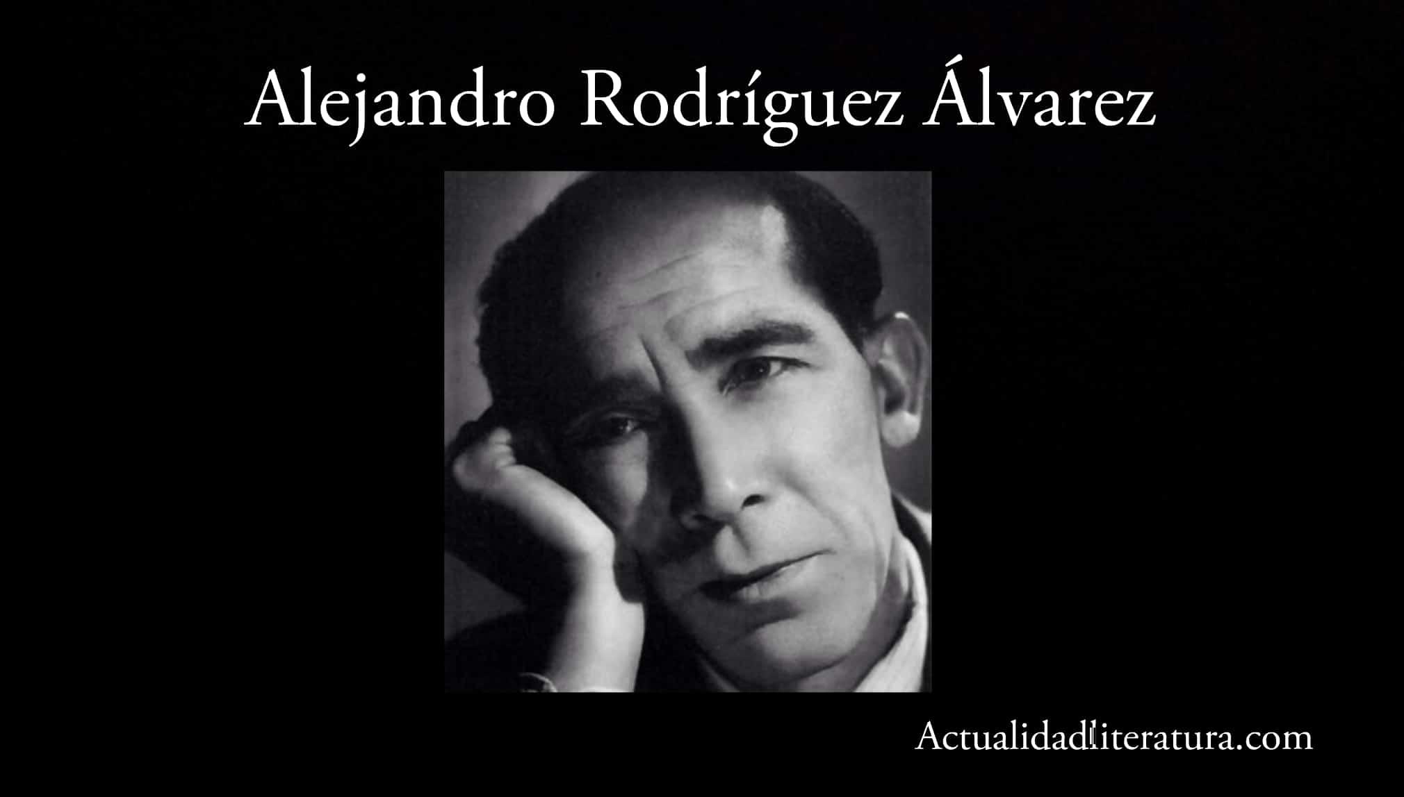 Alejandro Rodríguez Álvarez.
