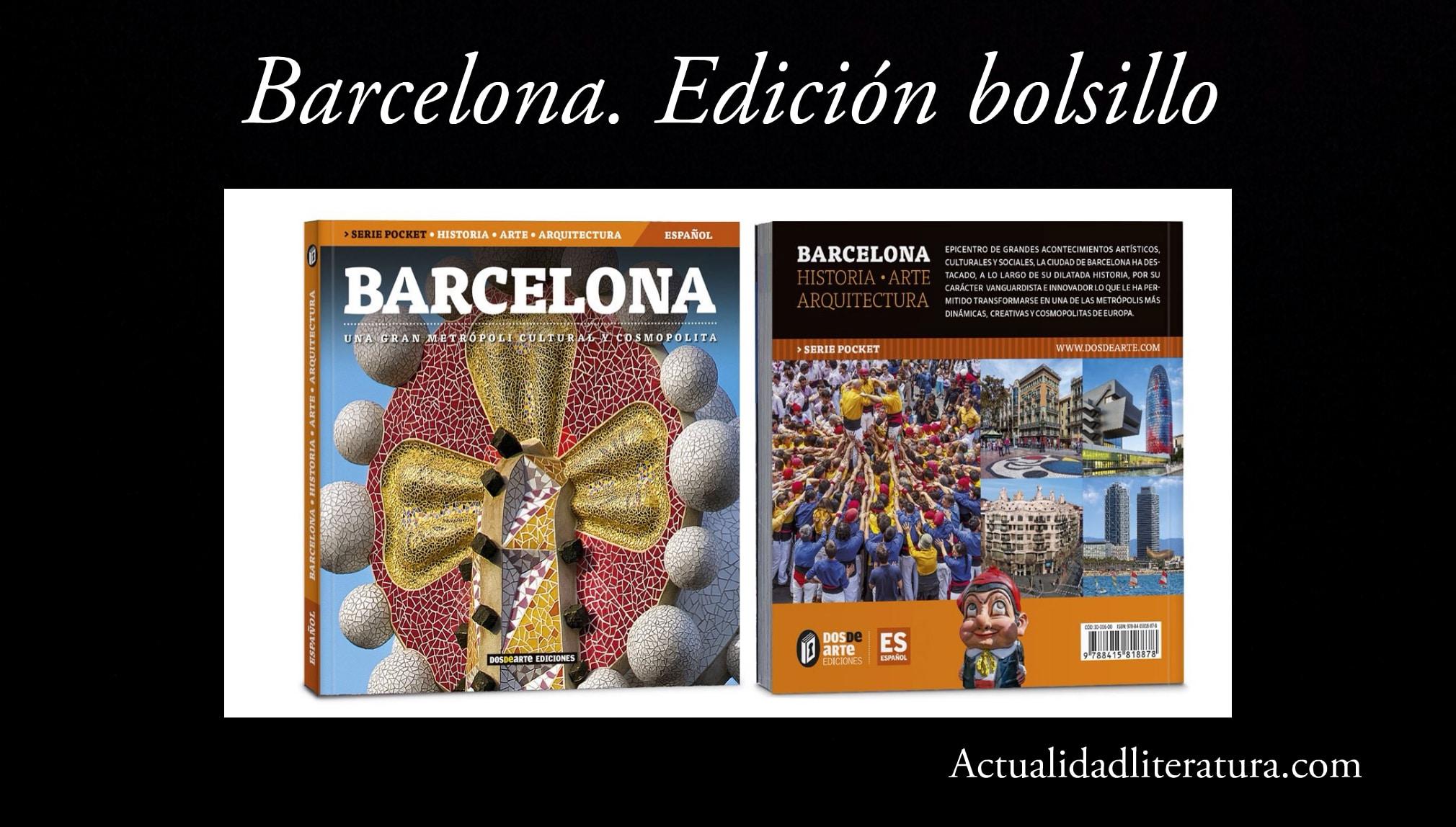 Barcelona. Edicion de bolsillo.
