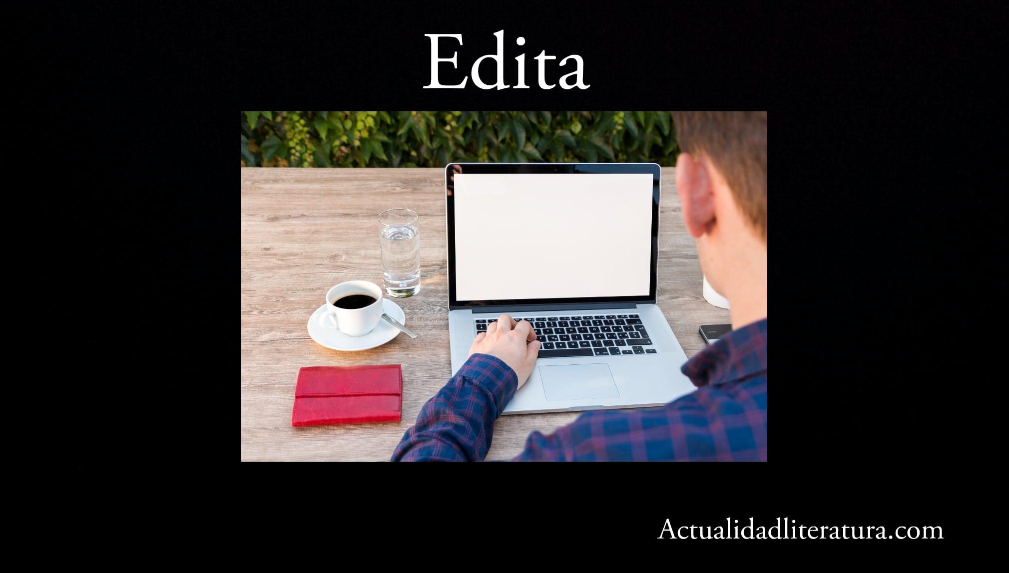Edita.