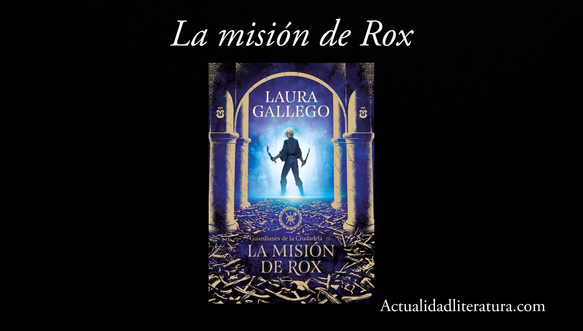 La mision de Rox.