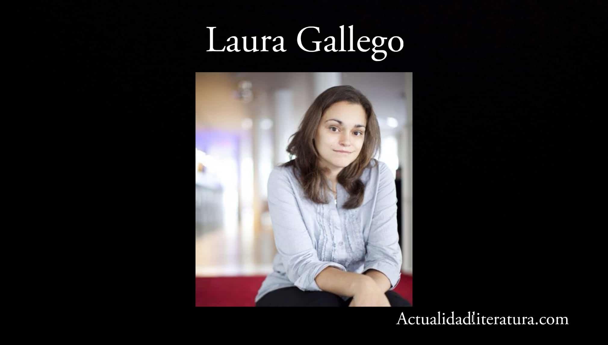 Laura Gallego.