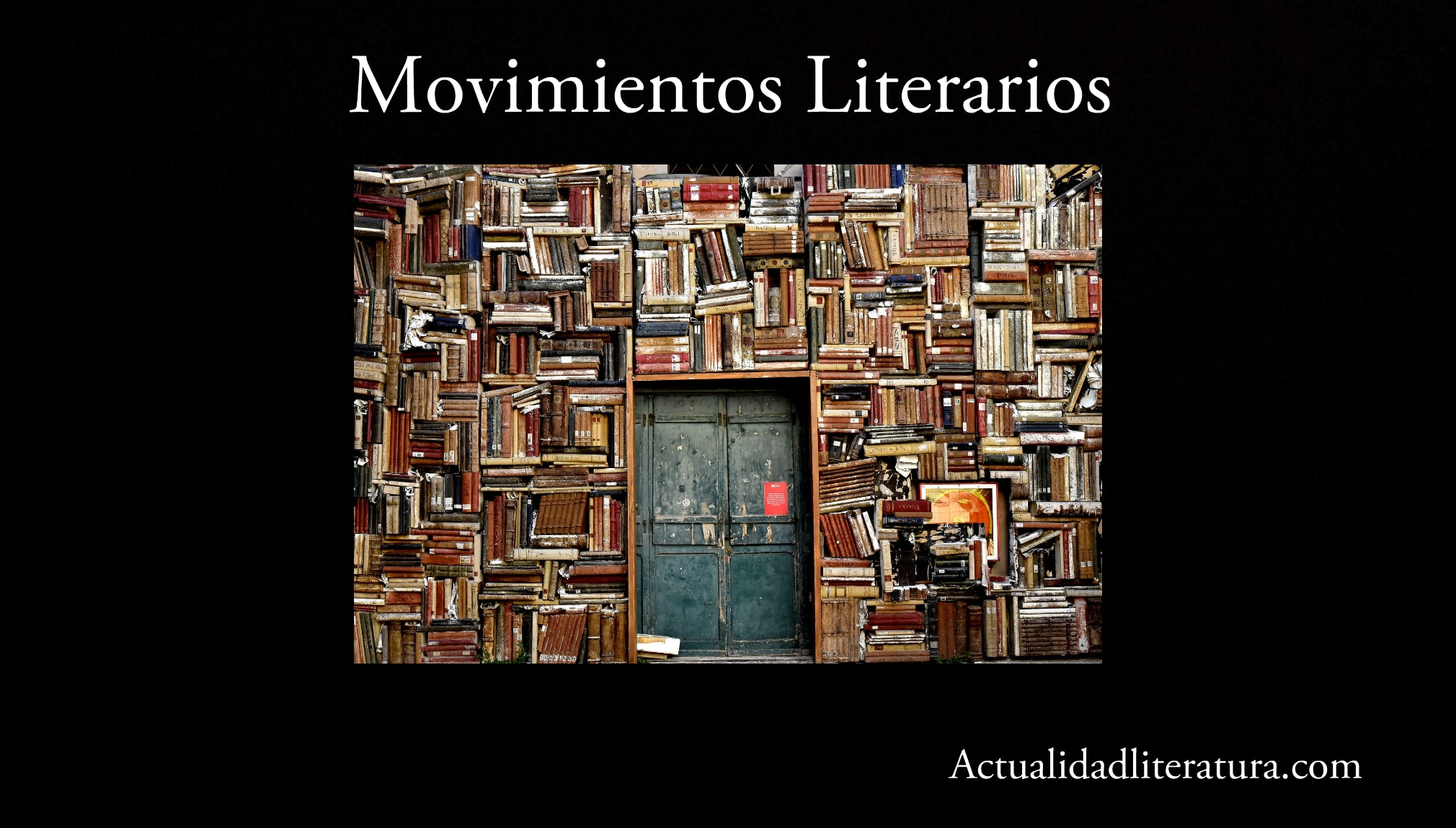 Movimientos Literarios.