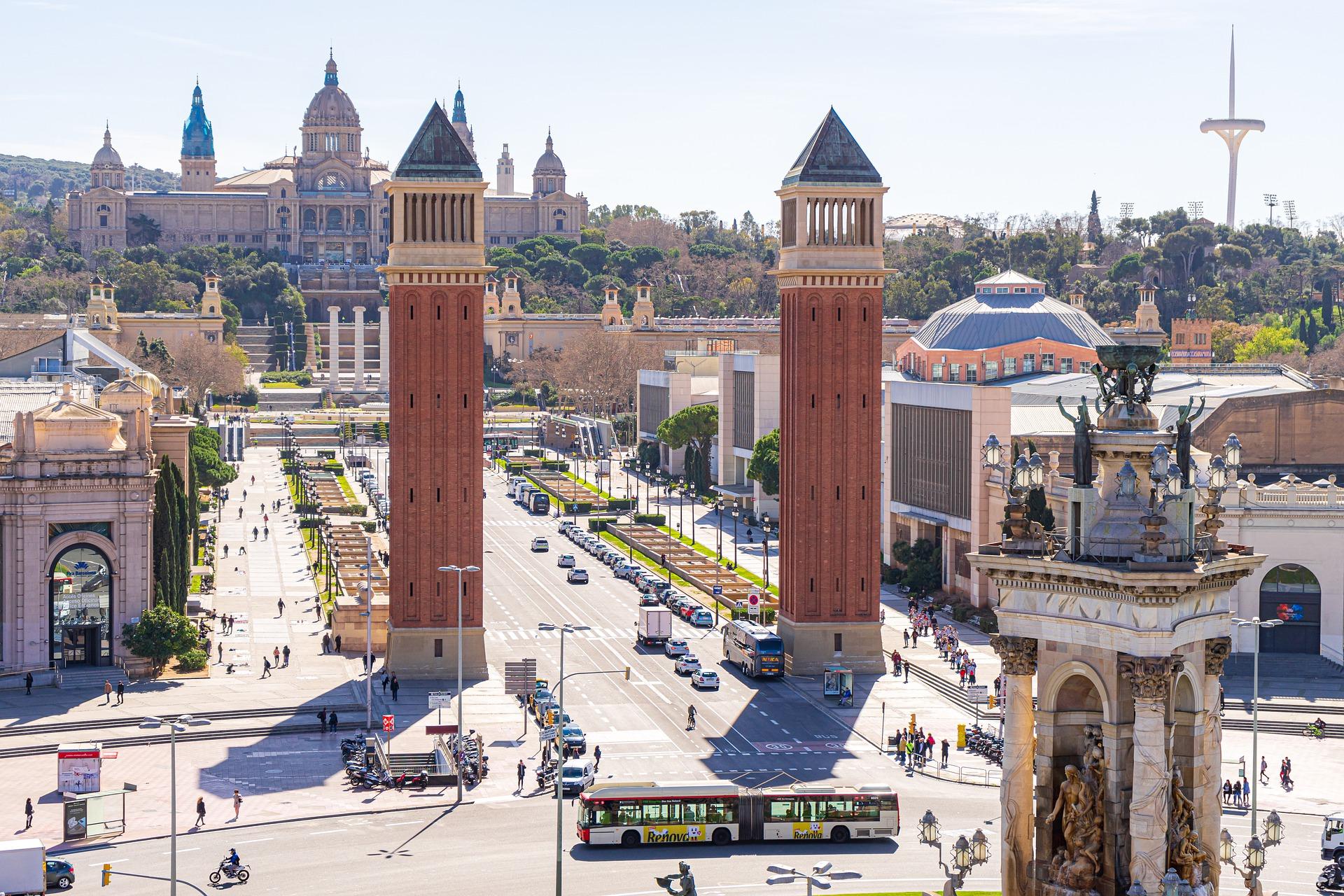 Libros sobre Barcelona.