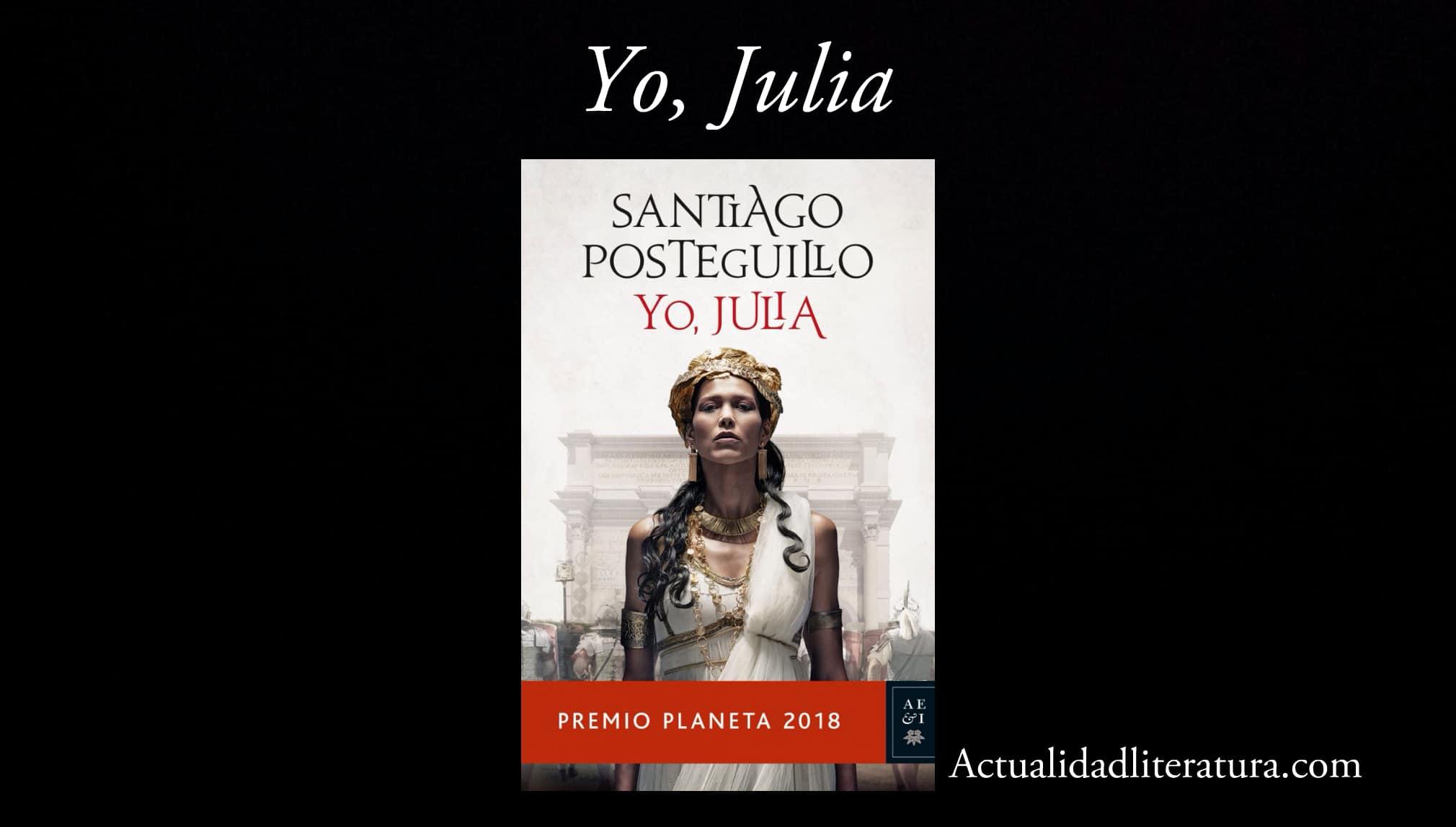 Yo, Julia.