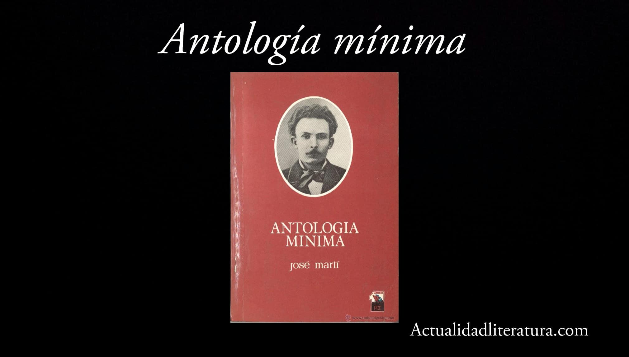Antología mínima.