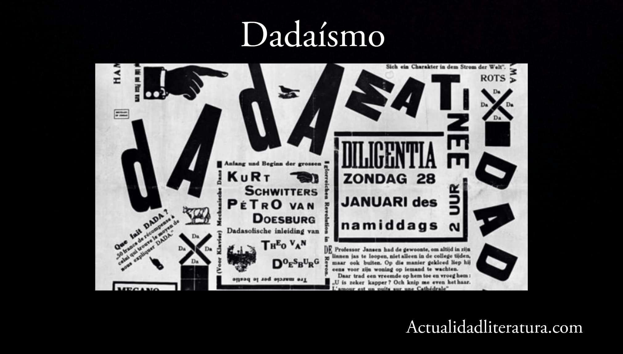 Dadaísmo.