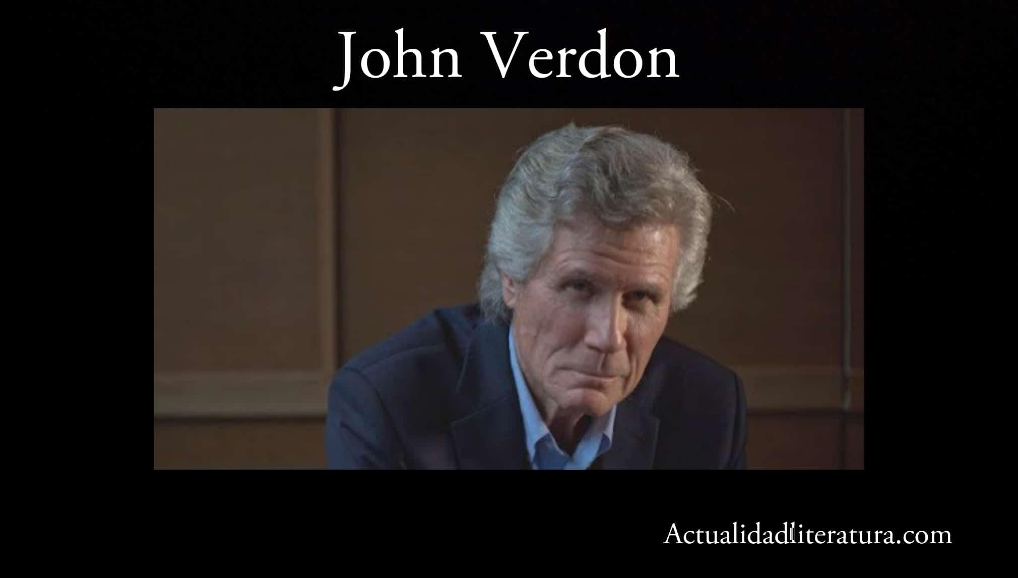 John Verdon.