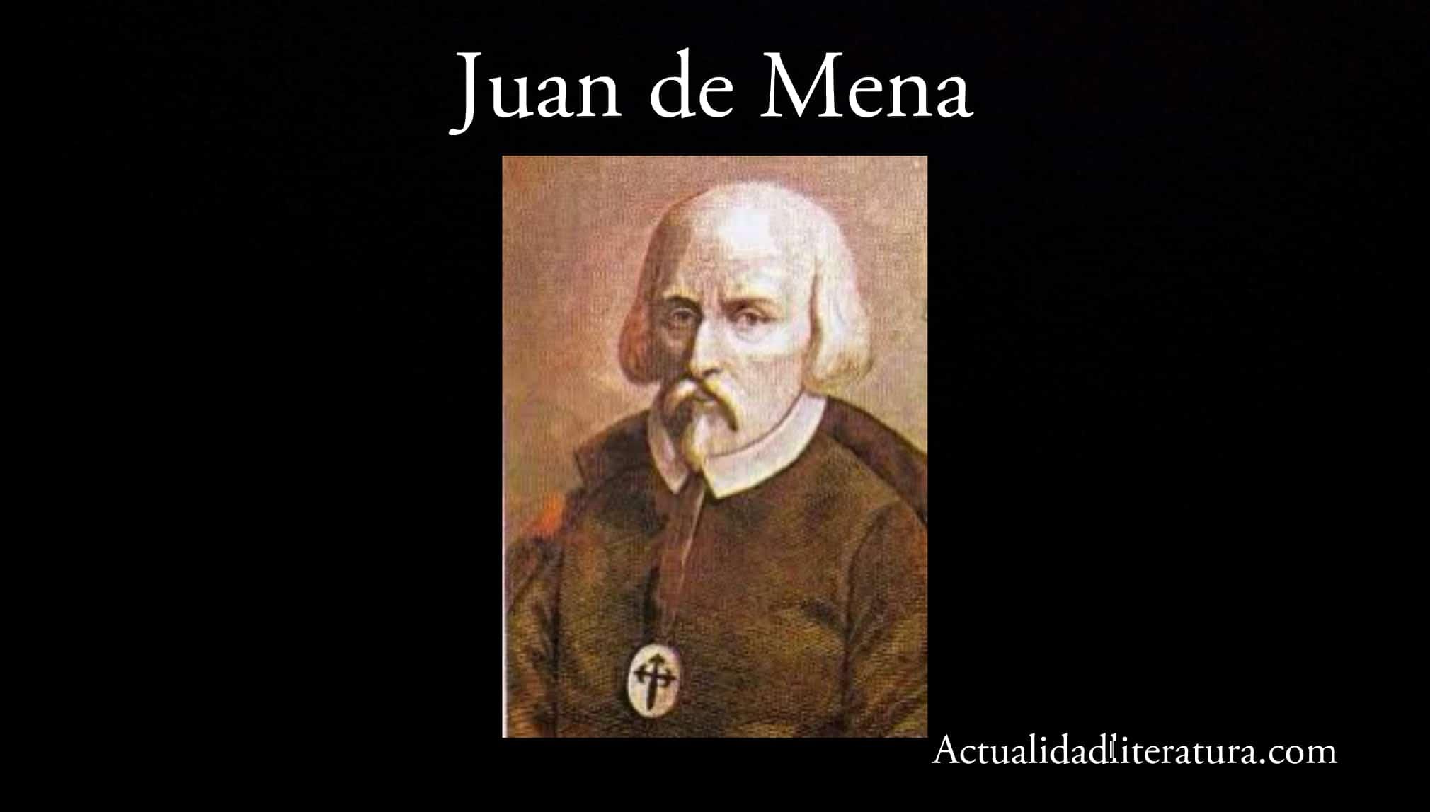 Juan de Mena.