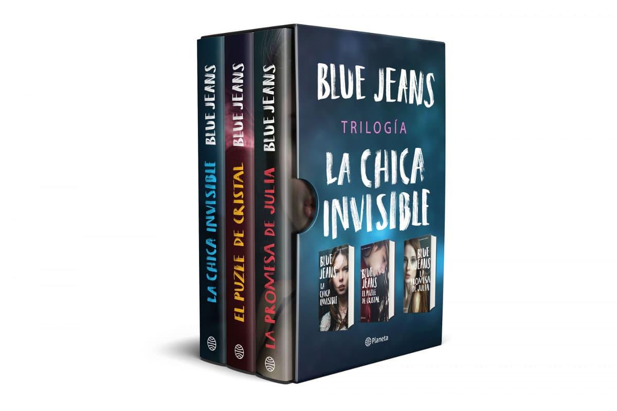 Los libros de Blue Jeans