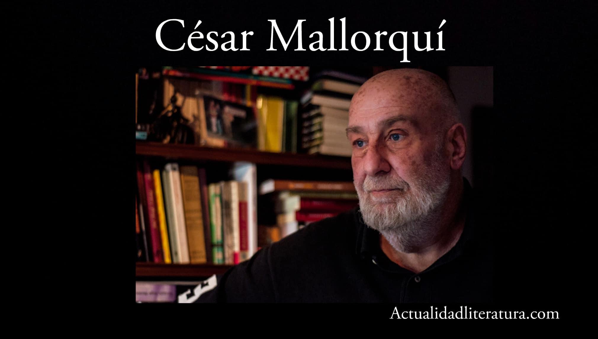 César Mallorquí