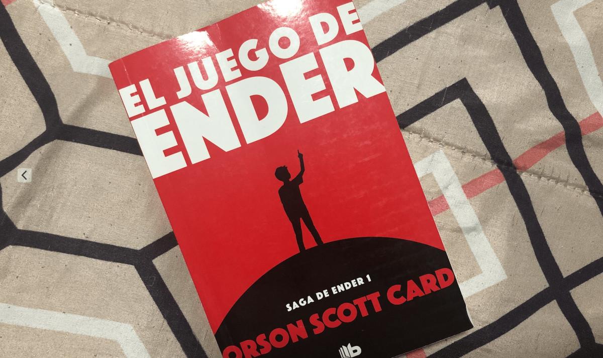 El juego de Ender libro