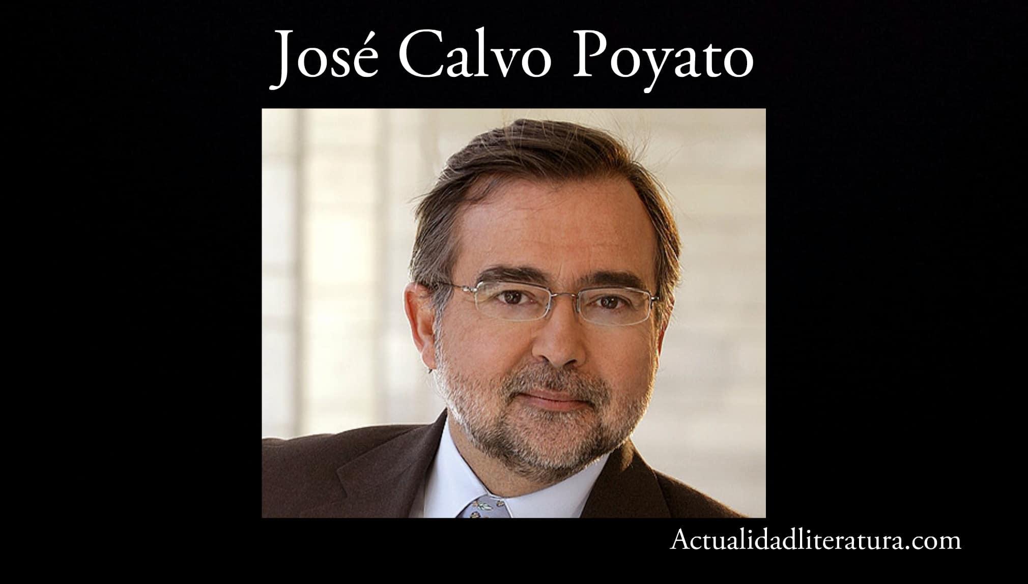 José Calvo Poyato.