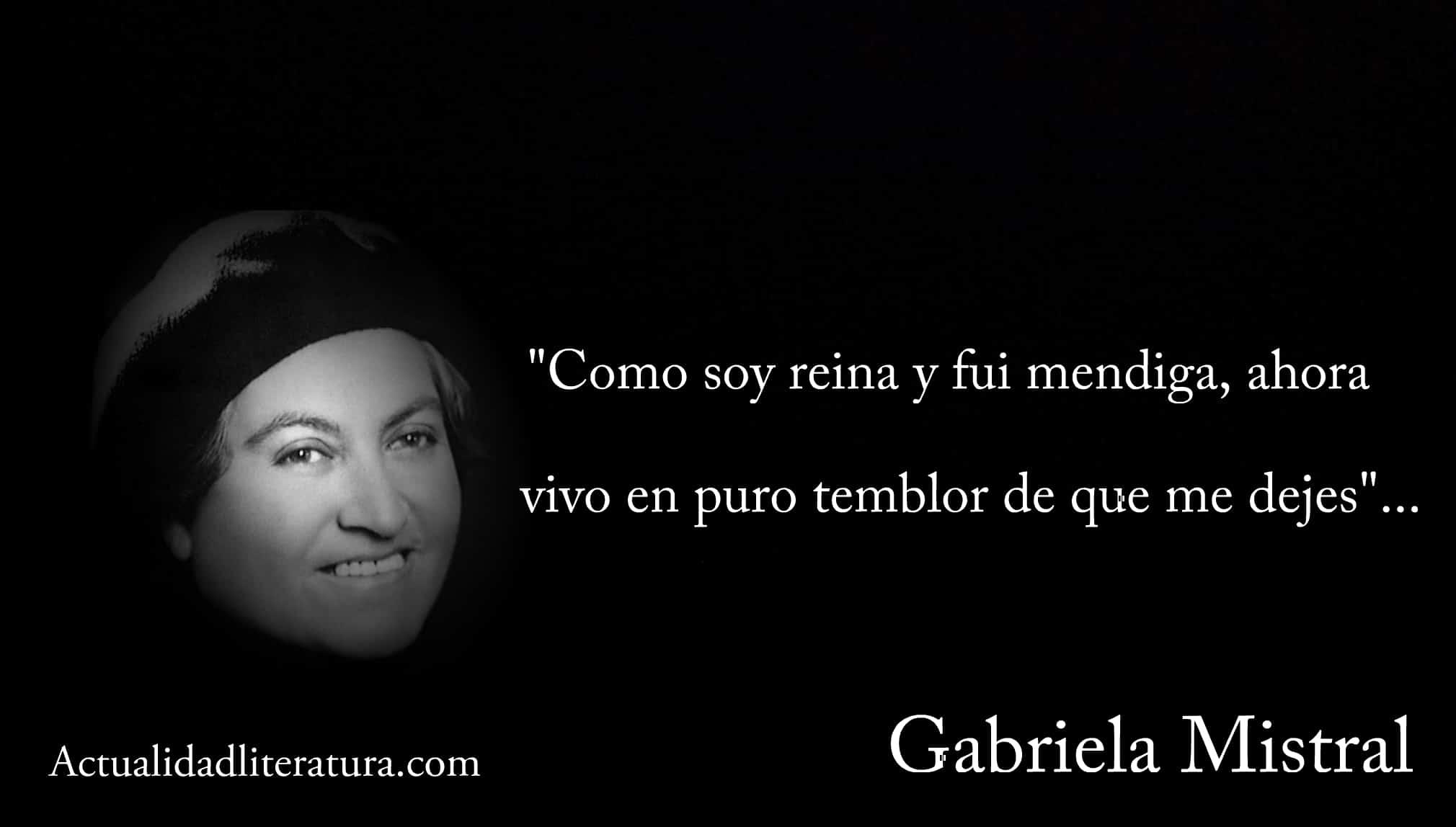 Metonimia en la poesía de Gabriela Mistral.