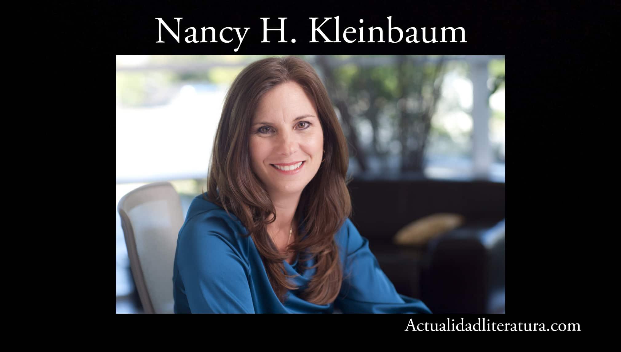 Nancy H. Kleinbaum.