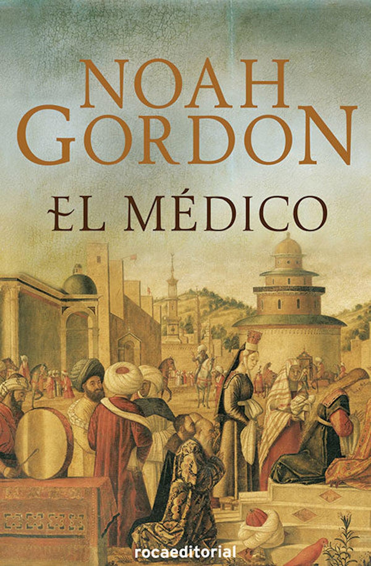 Libros de Noah Gordon