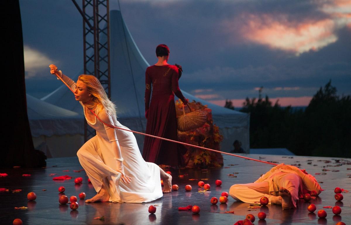 Cuál es la trama de Romeo y Julieta