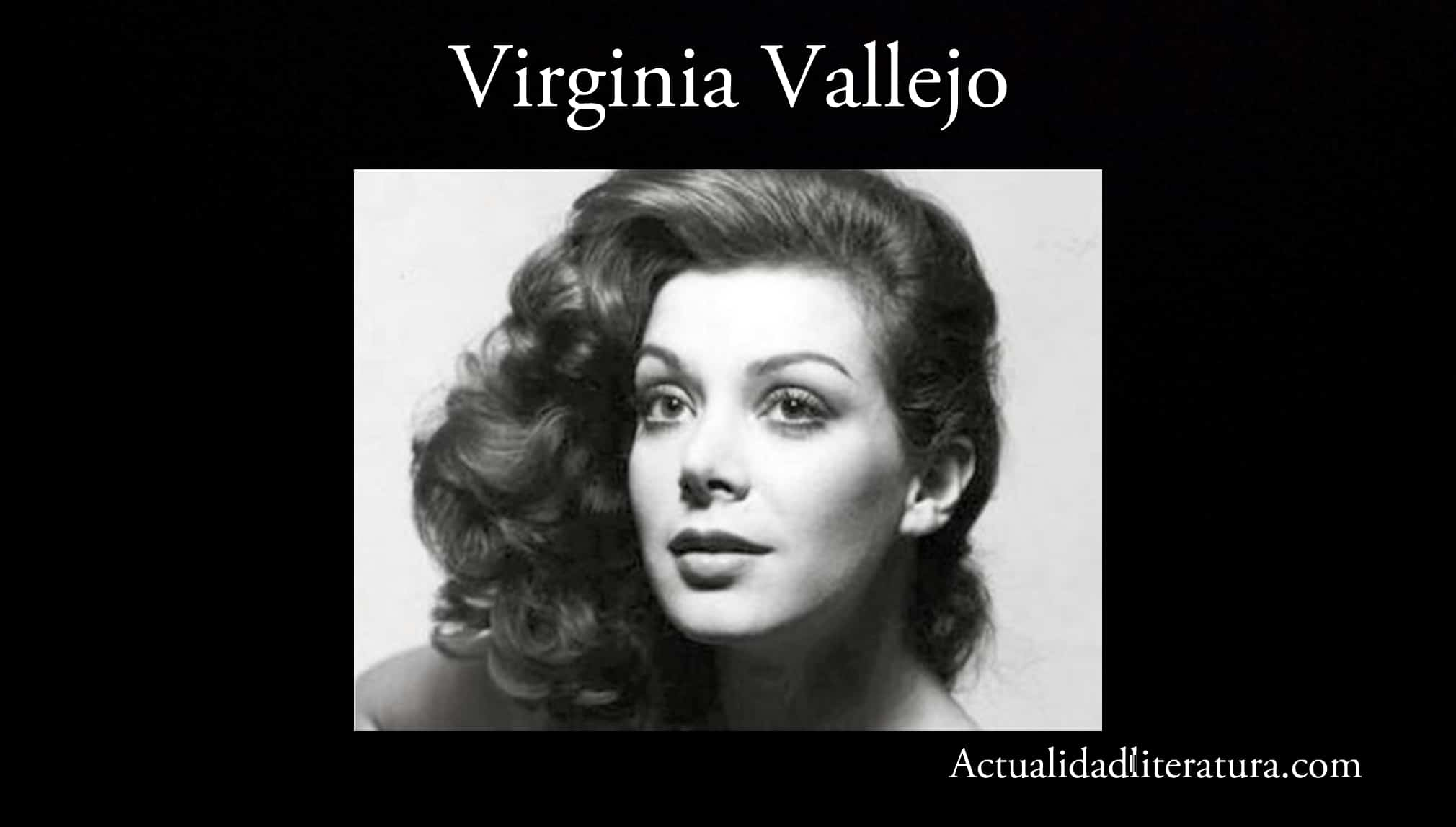 Virginia Vallejo.