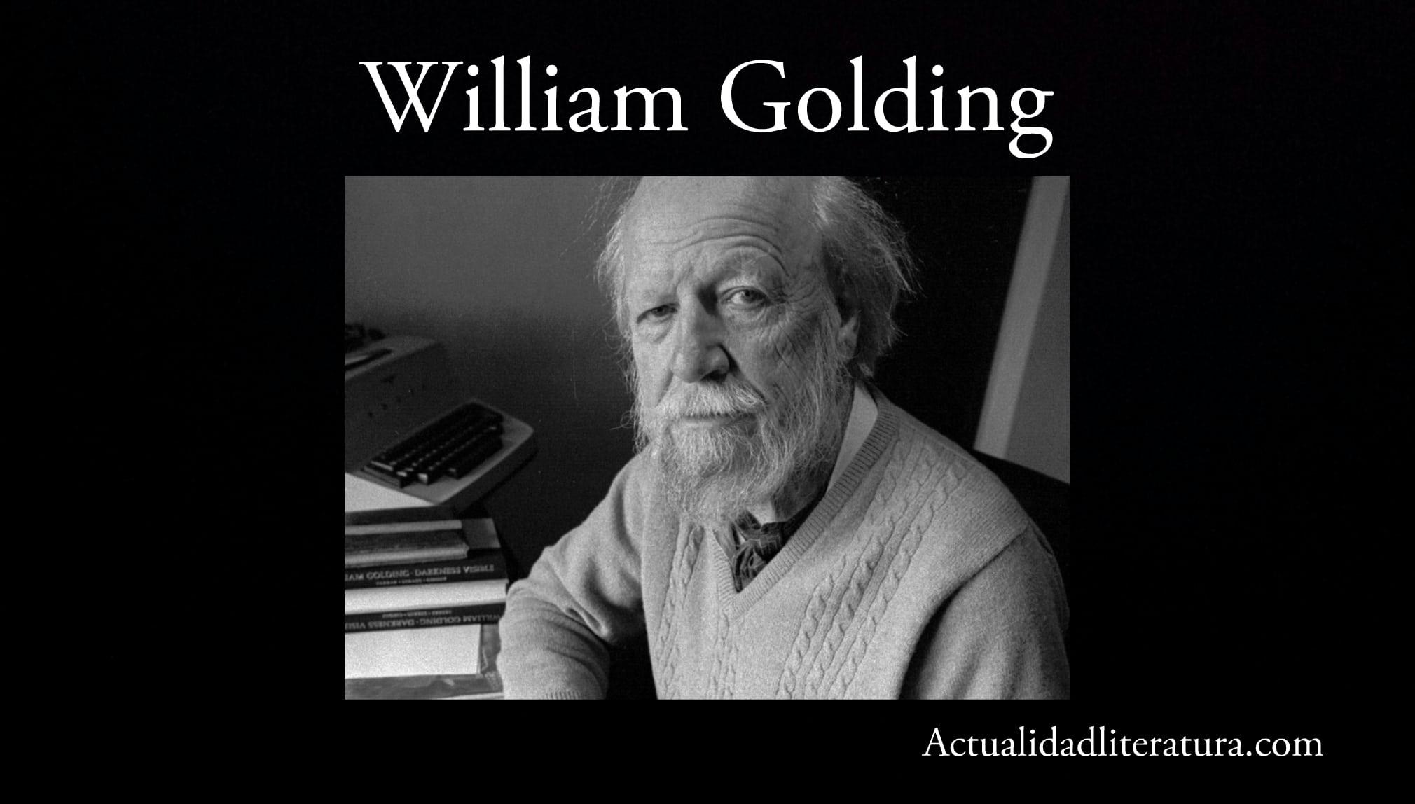 William Golding.