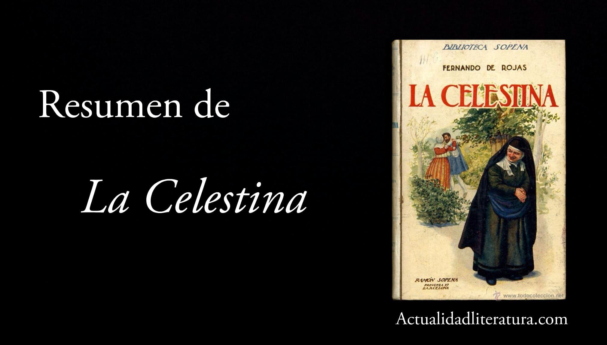 Resumen de La Celestina.