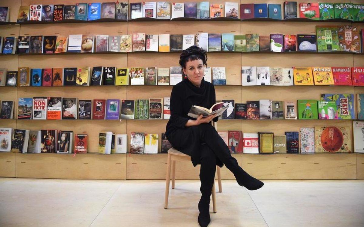 Los libros de Olga Tokarczuk