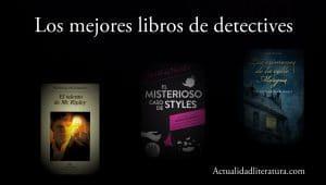 Los mejores libros de detectives