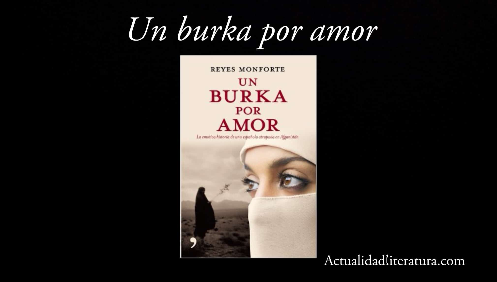 Una burka por amor.