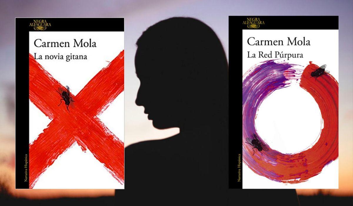 Carmen Mola trilogía