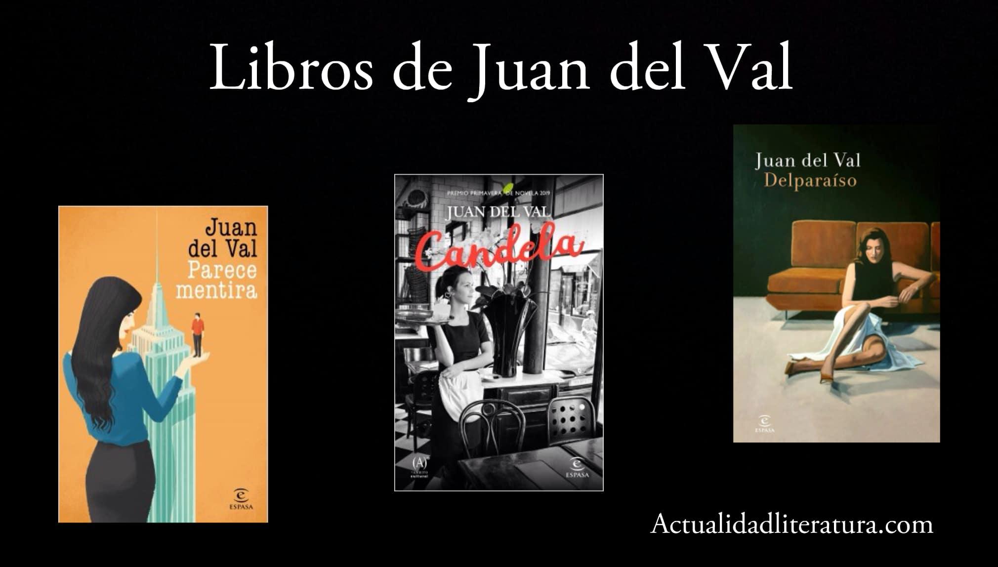 Libros de Juan del Val