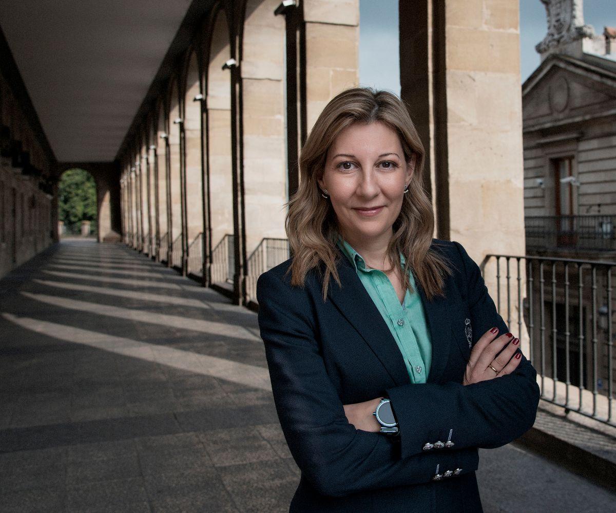 Eva García Sáenz de Urturi