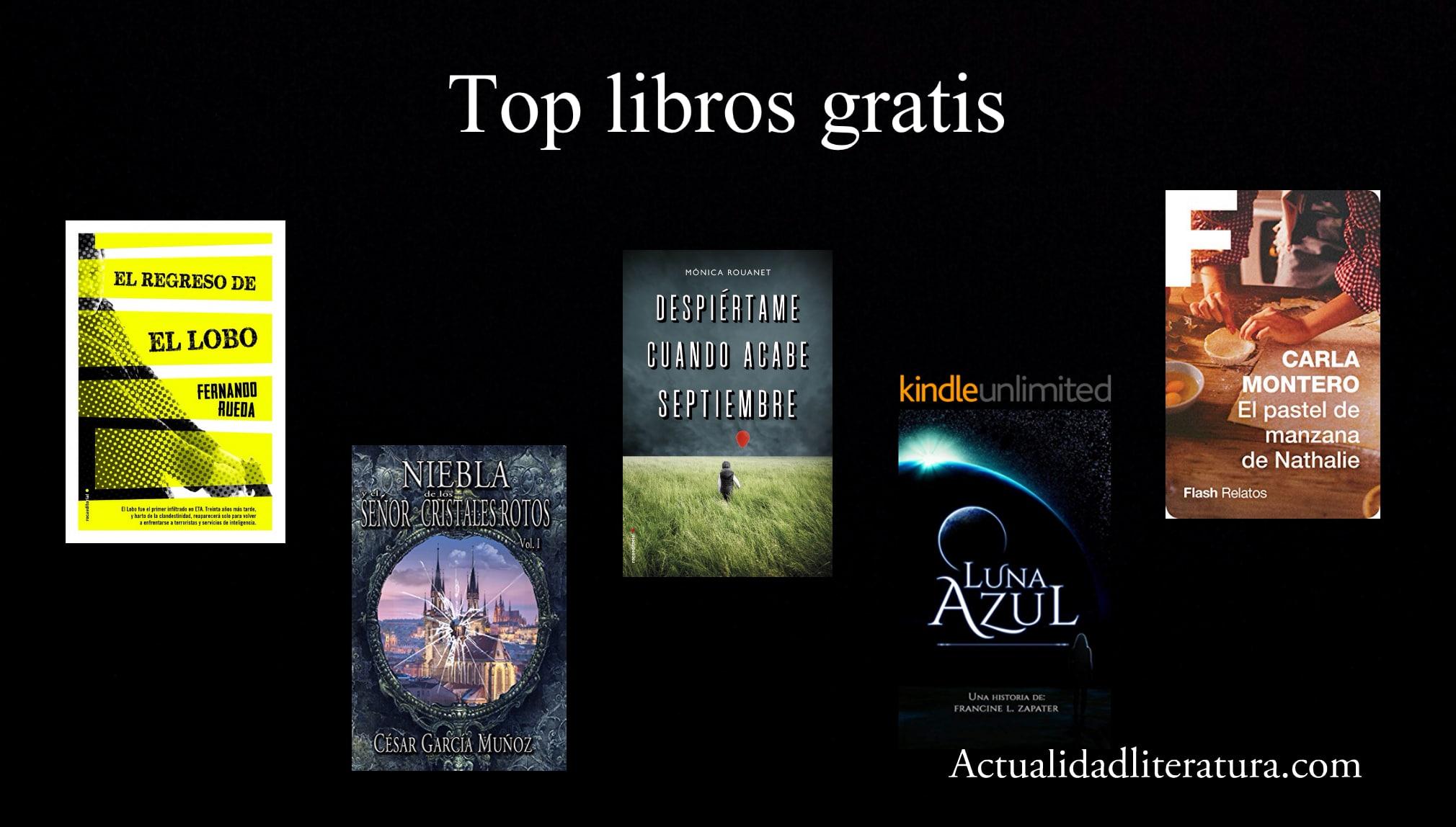 Top libros gratis