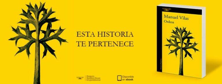 Ordesa de Manuel Vilas