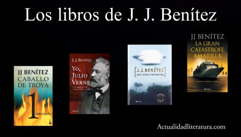 Los libros de J. J. Benítez
