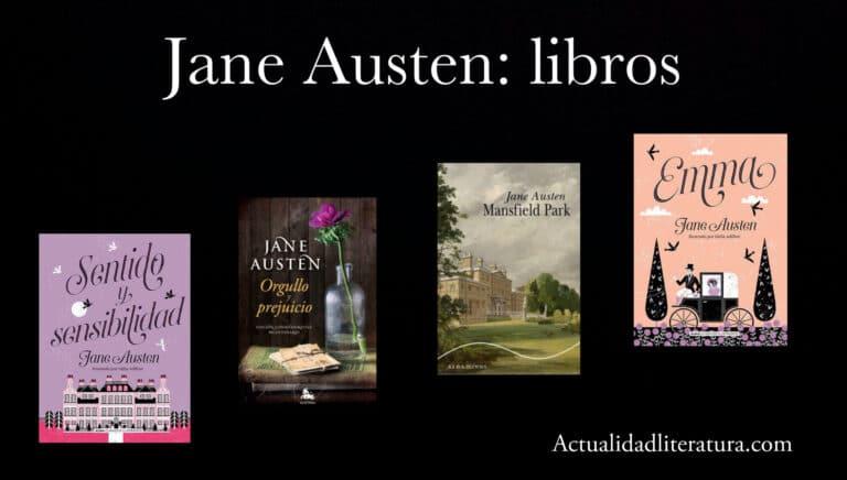 Jane Austen: libros