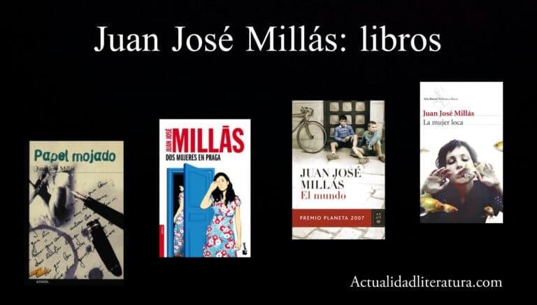 Juan José Millás: libros
