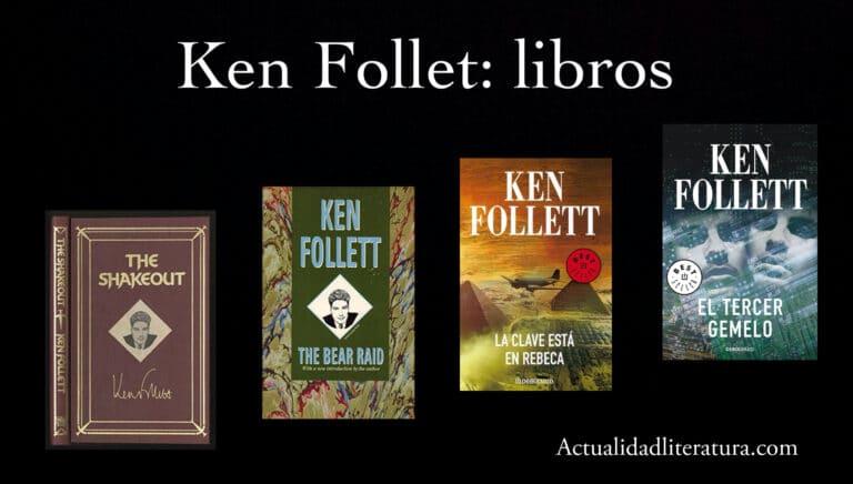 Ken Follet: libros