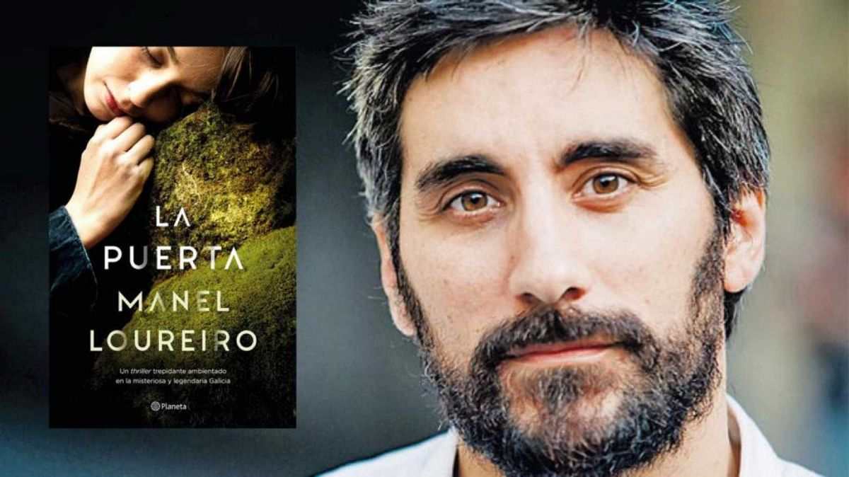 Quién es Manel Loureiro