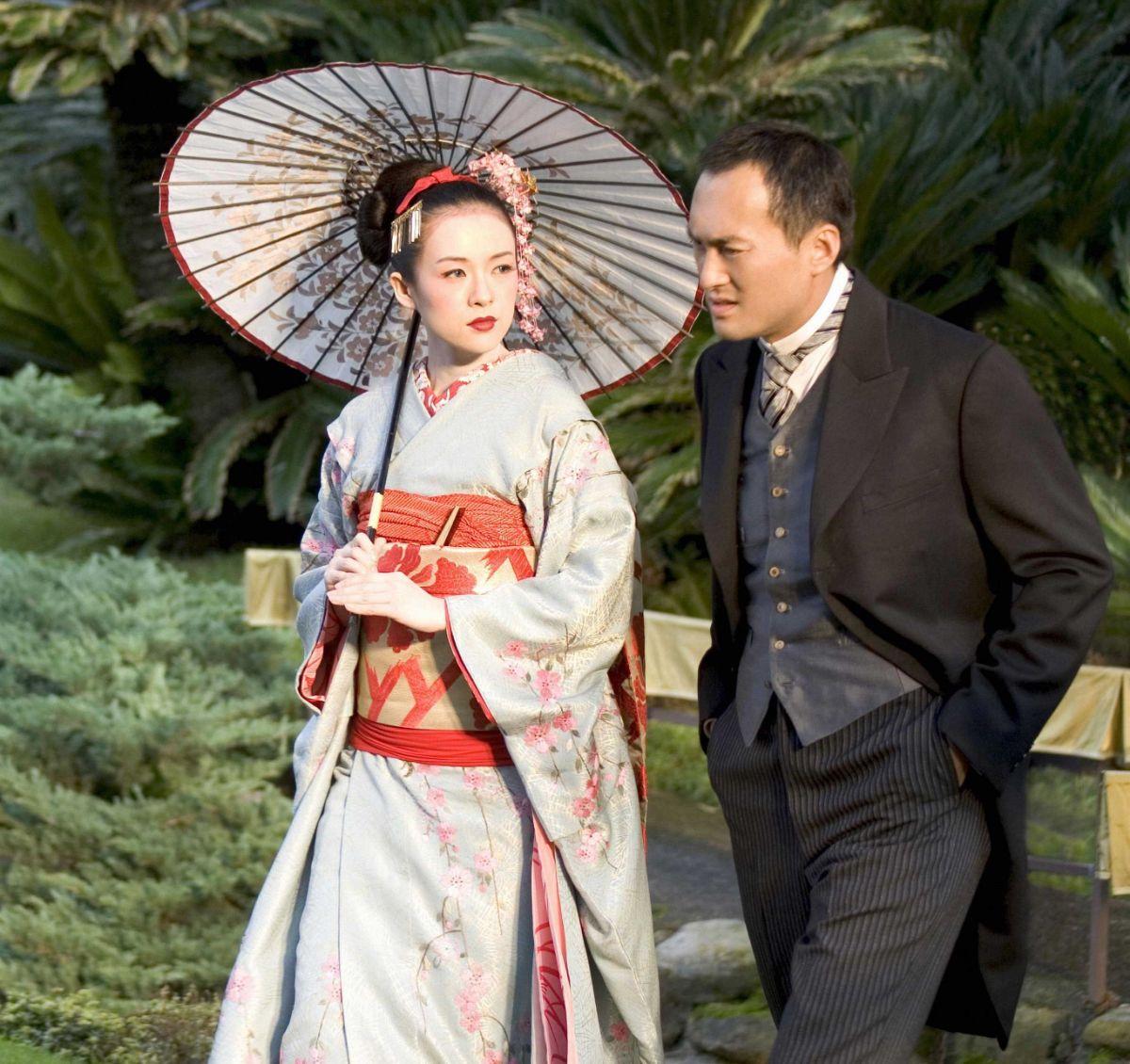 La adaptación al cine de Memorias de una geisha