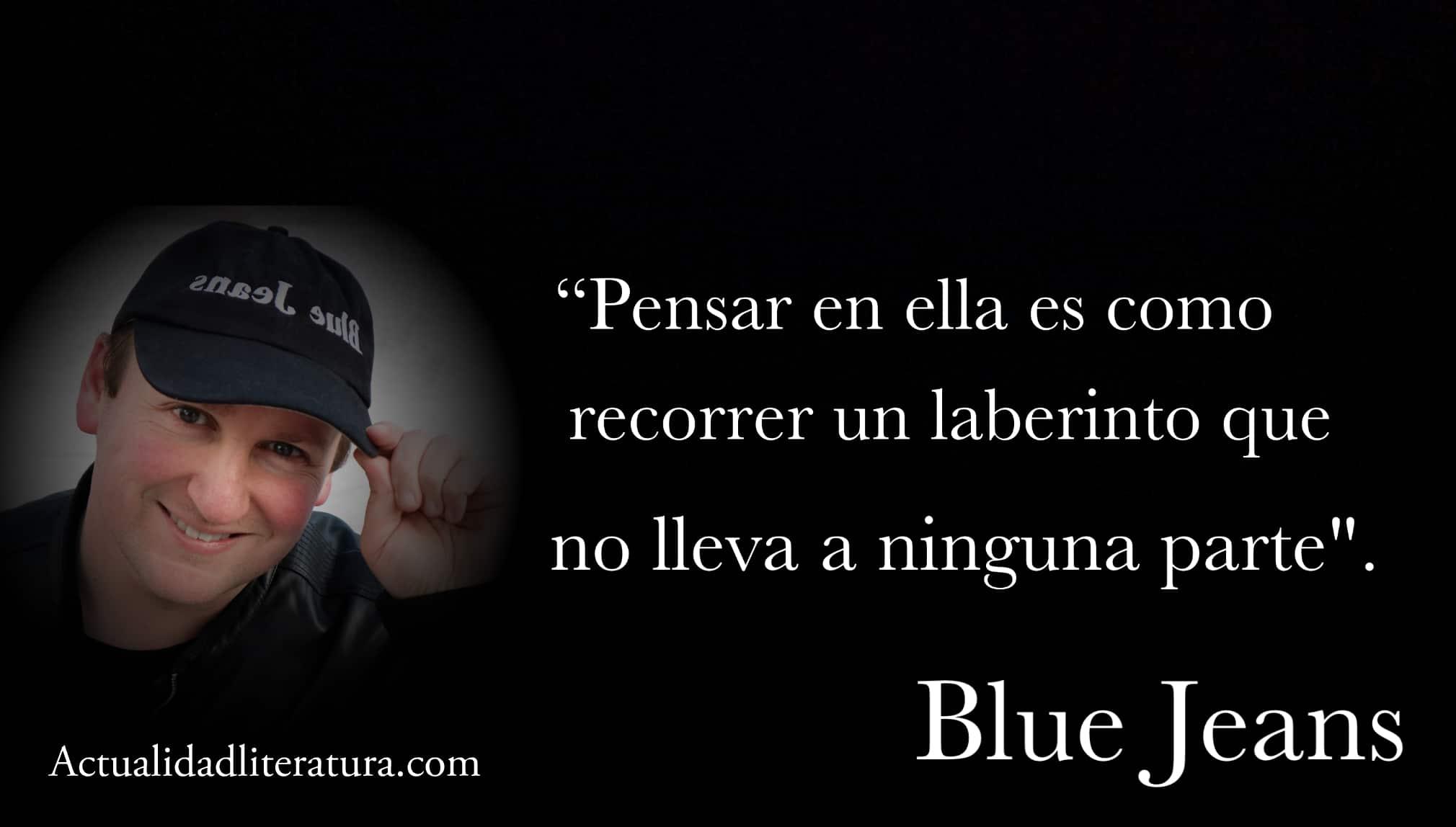 Frase de Blue Jeans
