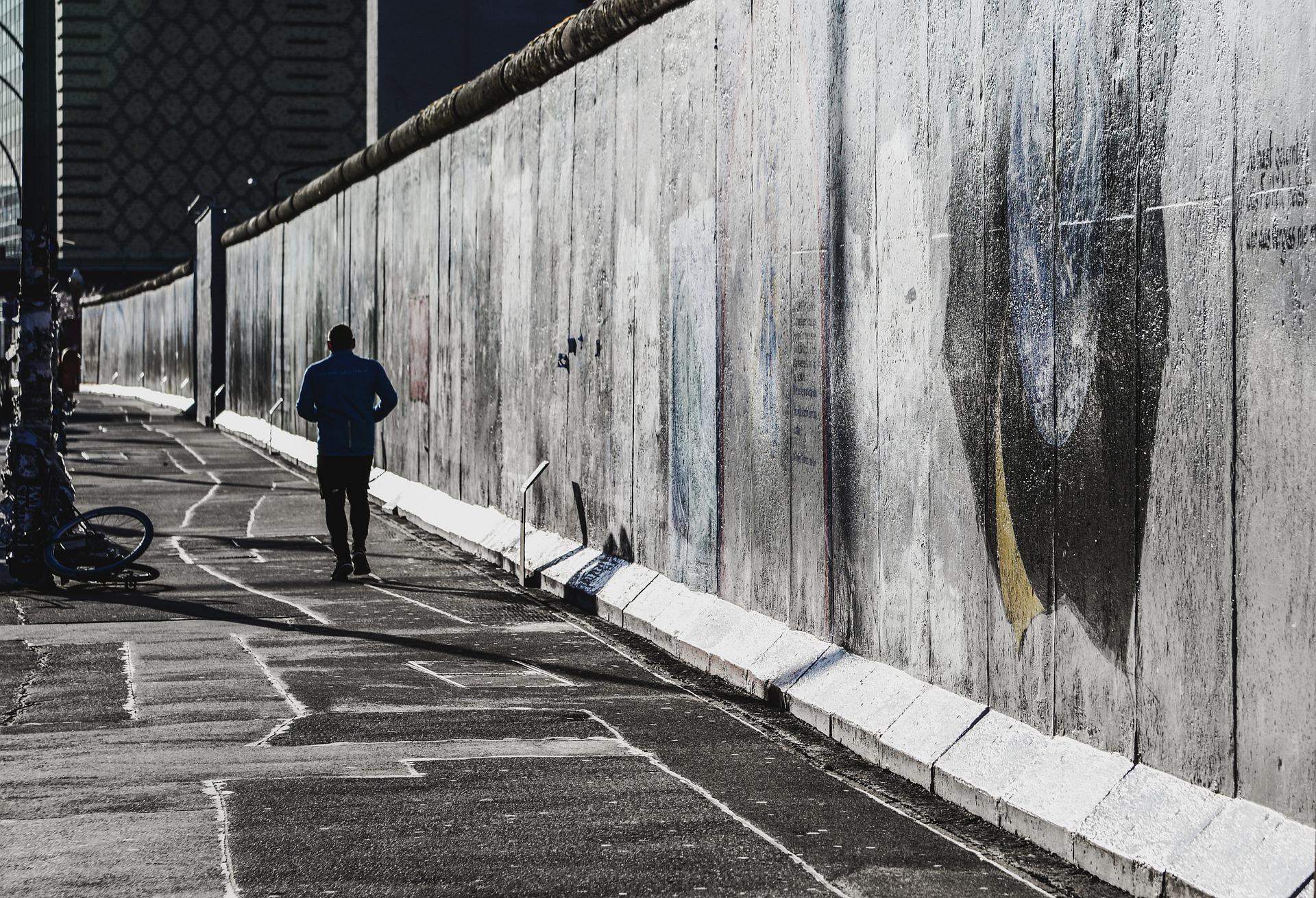 Pared del Muro de Berlín