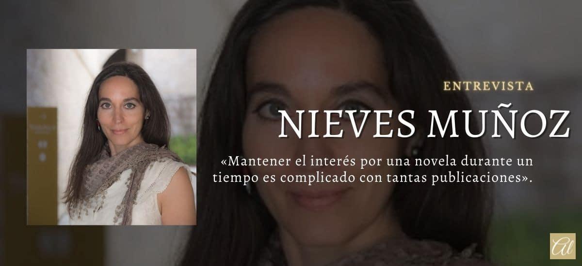 Nieves Muñoz. Entrevista a la autora de Las batallas silenciadas