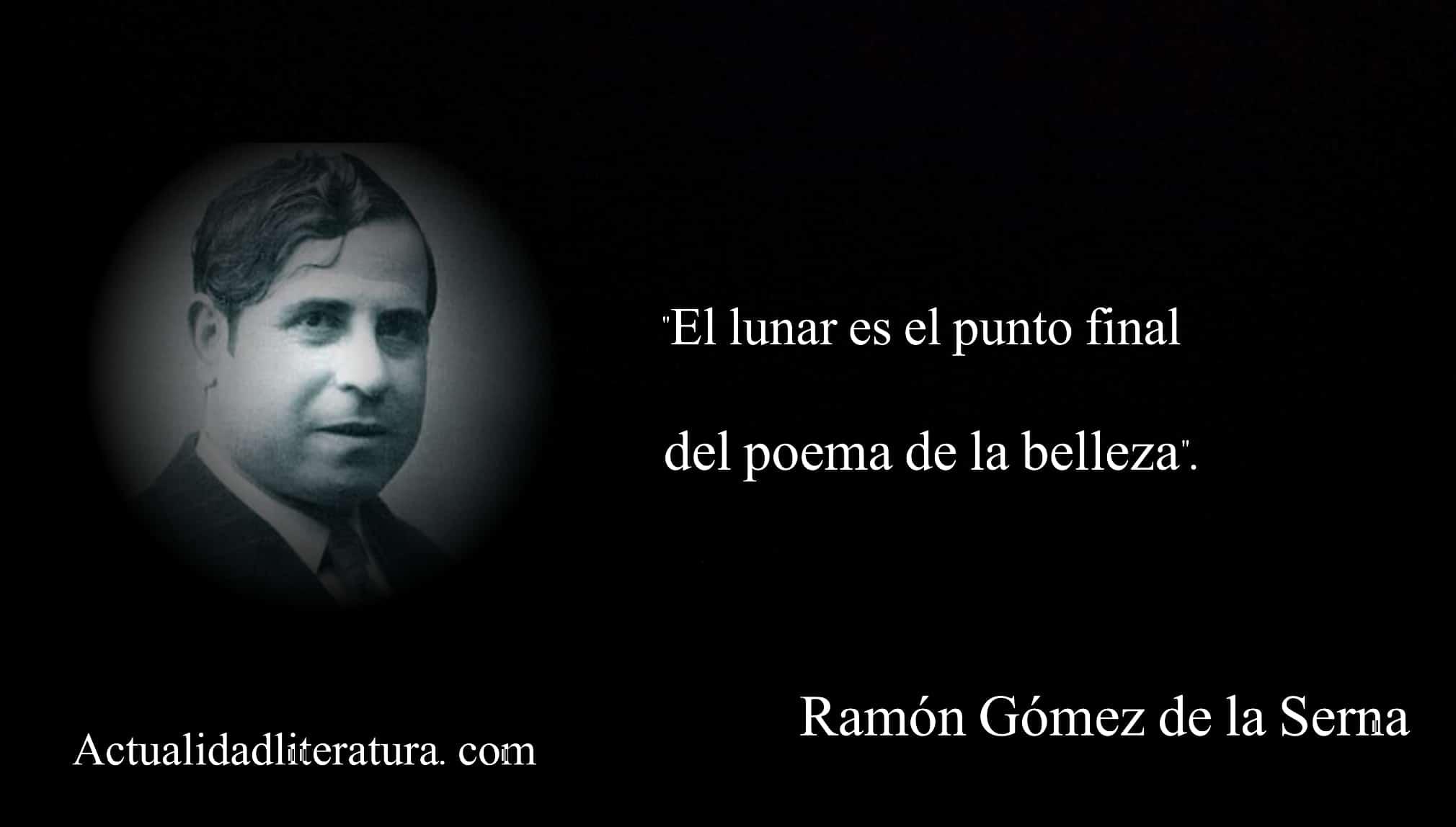 Frase de Ramón Gómez de la Serna