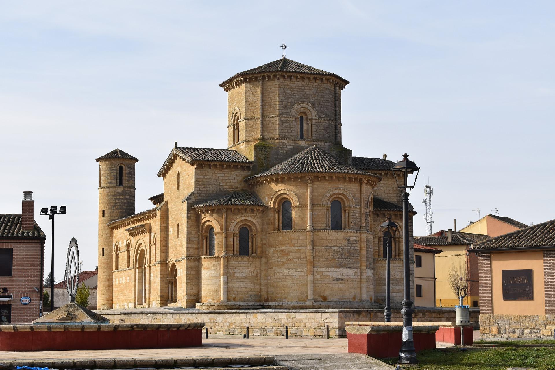 Paisaje de Palencia