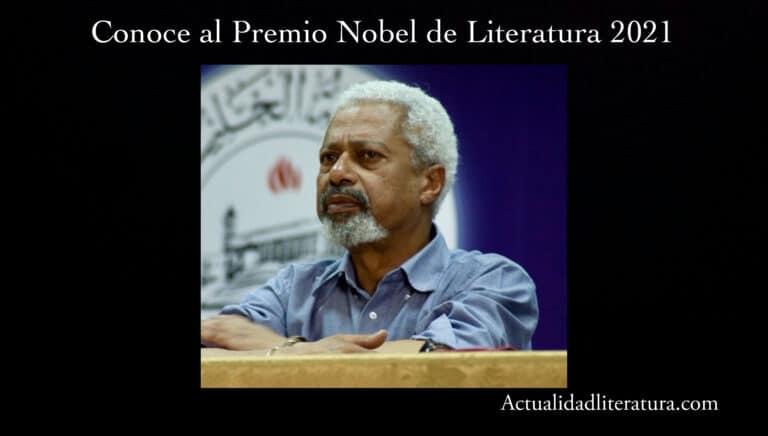 Premio Nobel de Literatura 2021
